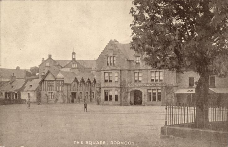 The Square Dornoch