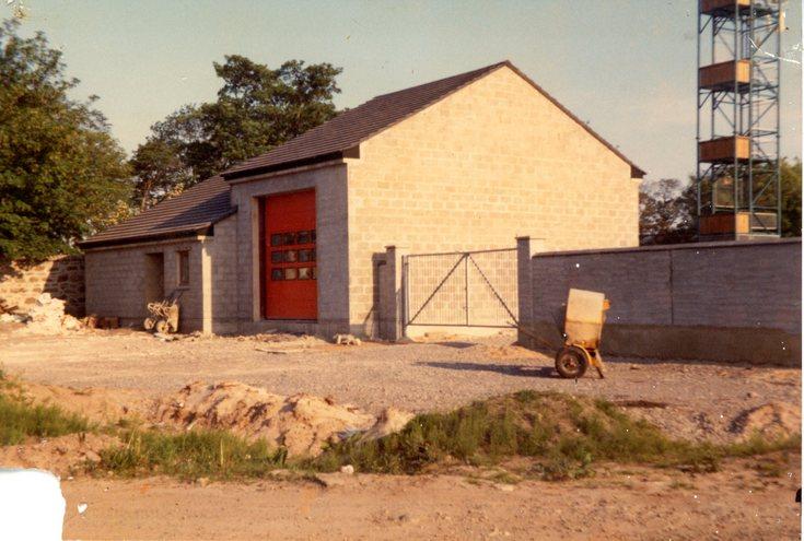 Dornoch Community Fire Station