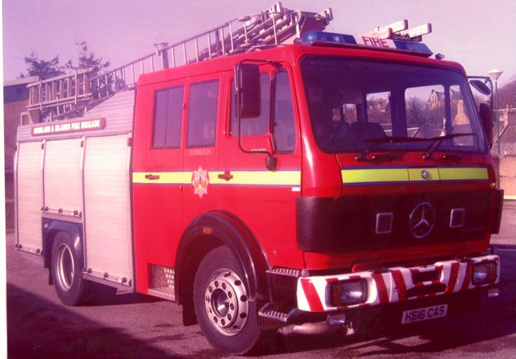 Replacement engine 1985