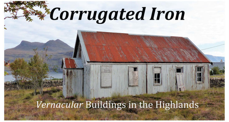 MP3 recording of DHS Talk Corrugated Iron Building