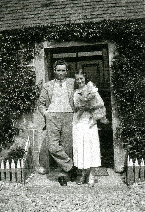 Robert John and Margaret Lincoln nee MacKay