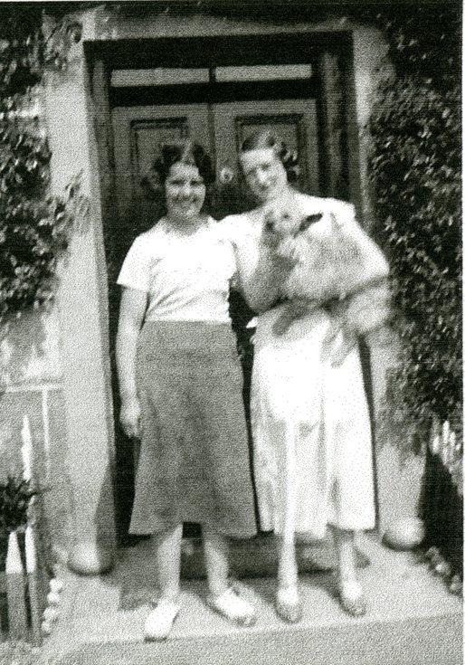 Jessie Bell w. Margaret Lincoln nee MacKay