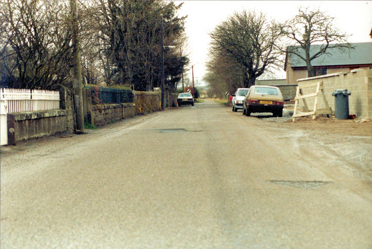Sutherland Road improvement 1988-89
