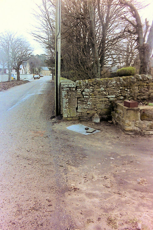 Record 13 prior to Sutherland Road improvement