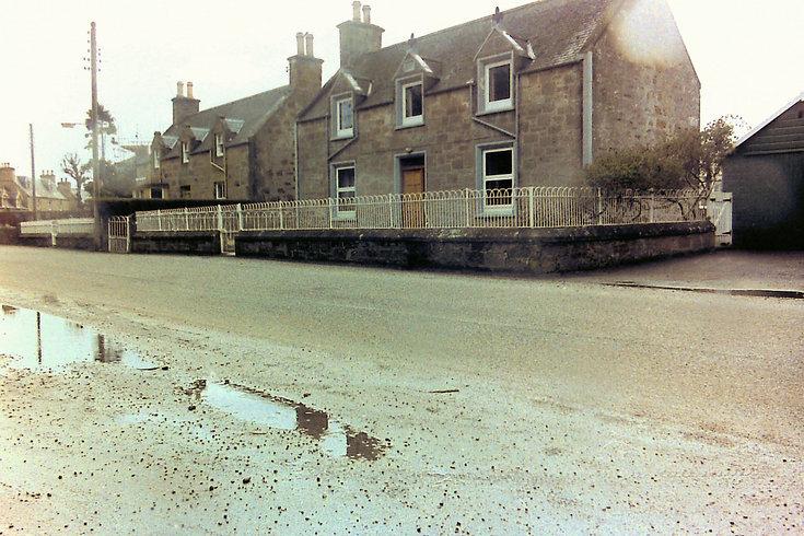 Photographic record 25 Sutherland Road improvement