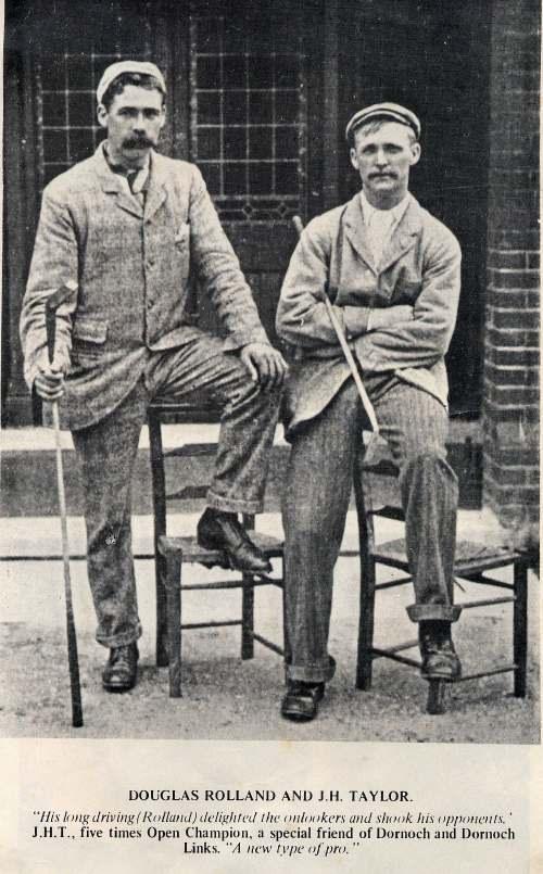 Douglas Rolland & JH Taylor