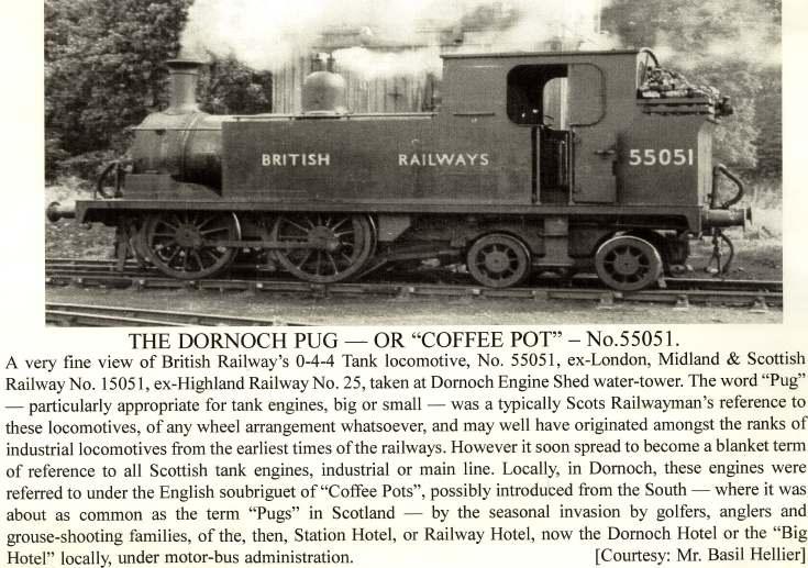 Dornoch pug