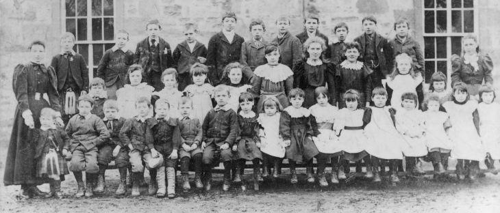 Clashmore School 1898