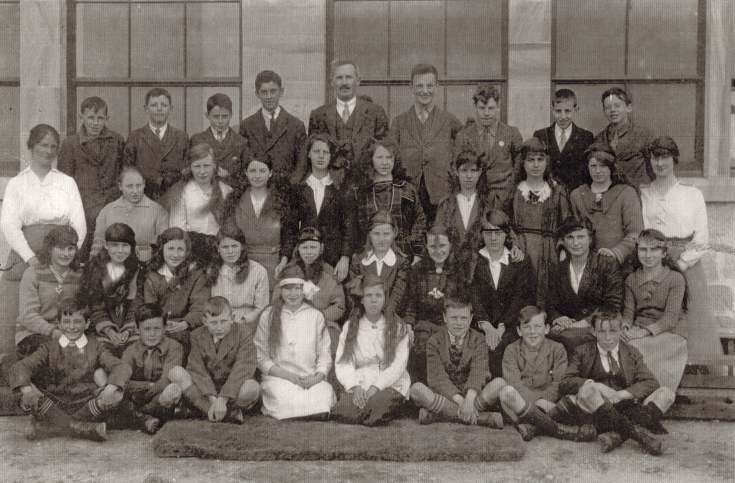 Dornoch Academy 1920