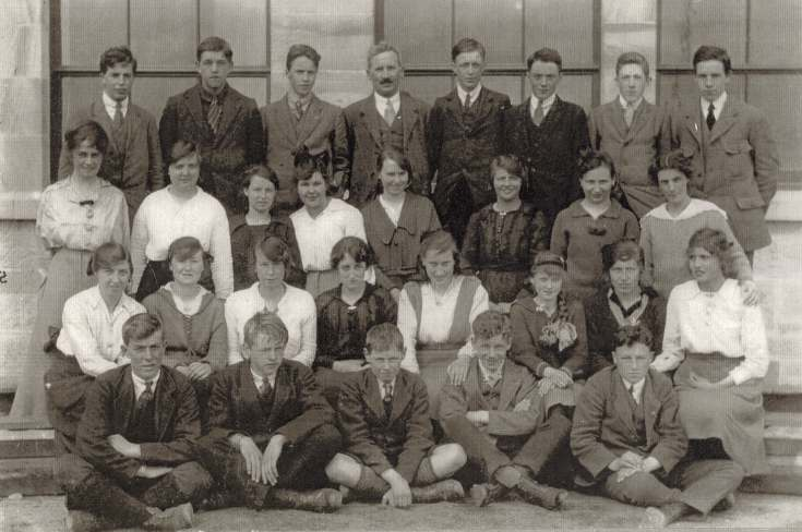 Dornoch Academy 1919/1920