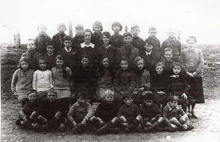 Balvraid School 1927