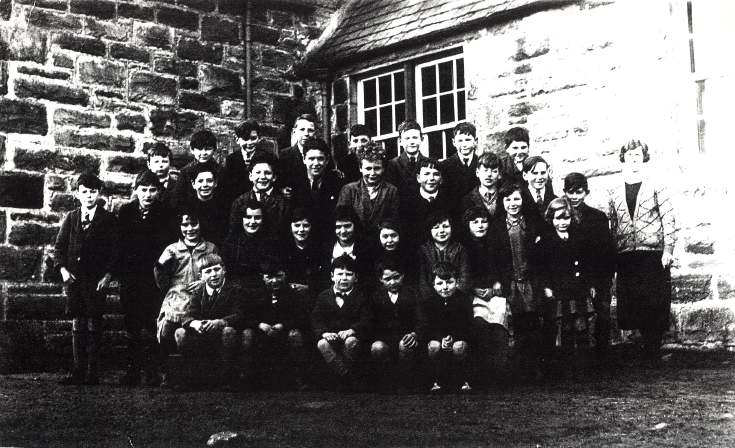 Balvraid School 1930