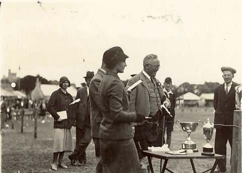 Dornoch Highland Gathering 1935