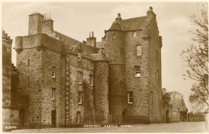 The Castle, Dornoch