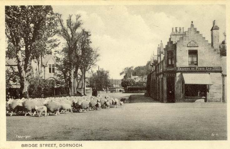 Bridge Street, Dornoch