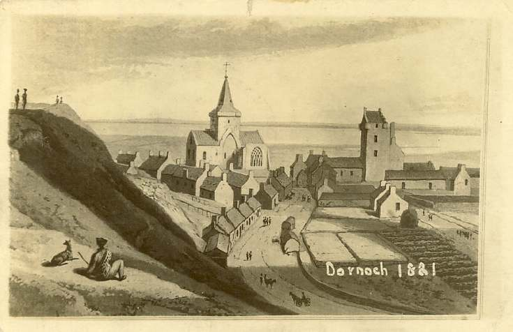 Dornoch Cathedral and Castle