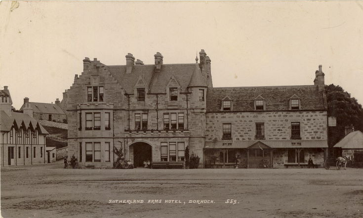 Sutherland Arms hotel