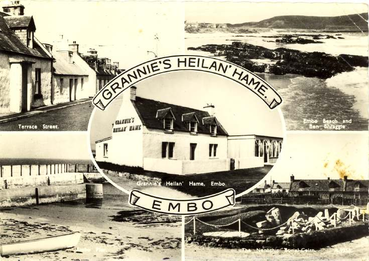 Grannie's Heilan Hame