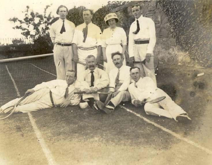 Dornoch Tennis Club