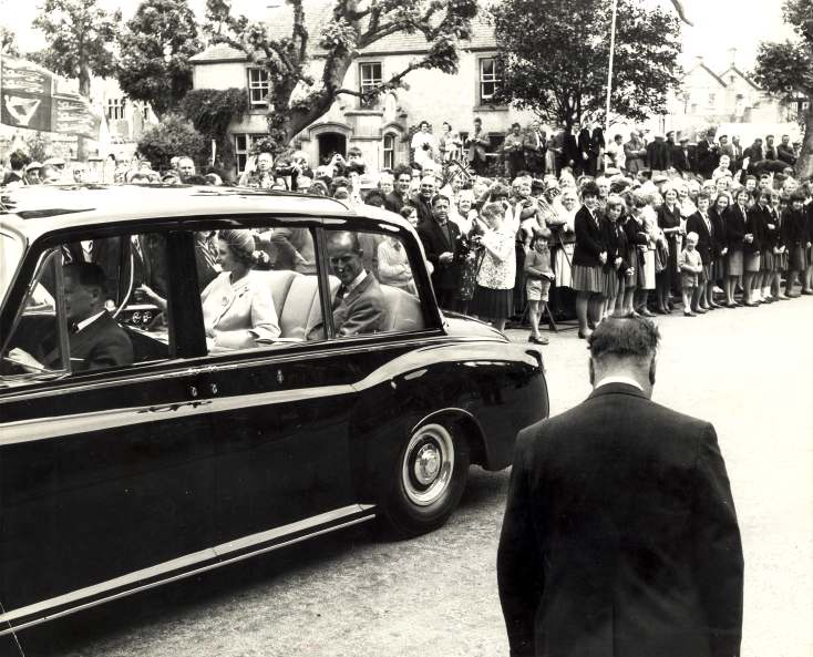 Visit of Queen & Prince Philip 1964