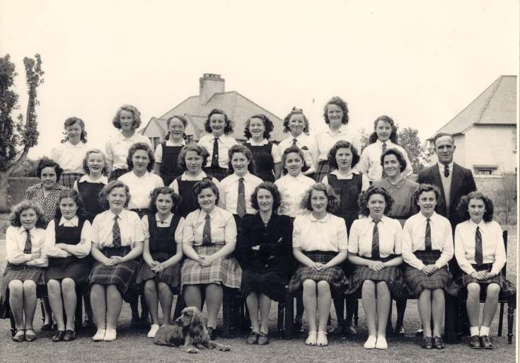 Ross House hostel 1947