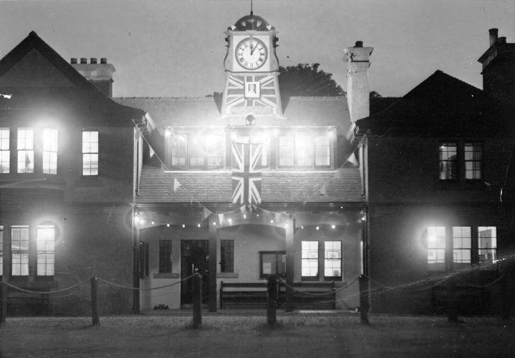 Royal Dornoch Golf Club Clock