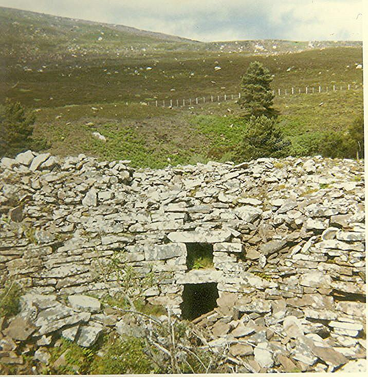 Chamber ~ Broch at Backies