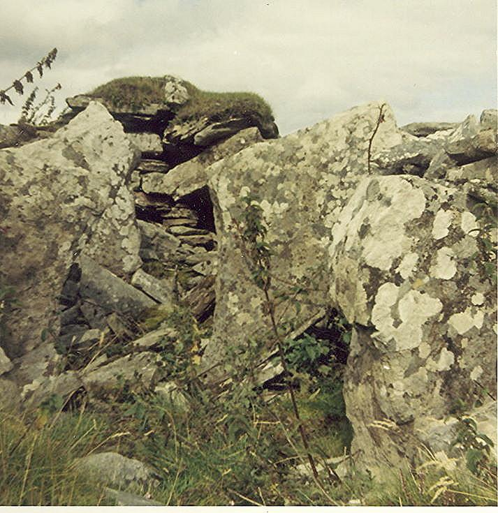 Chambered Tomb ~ Cairn of Get, Garrywhin