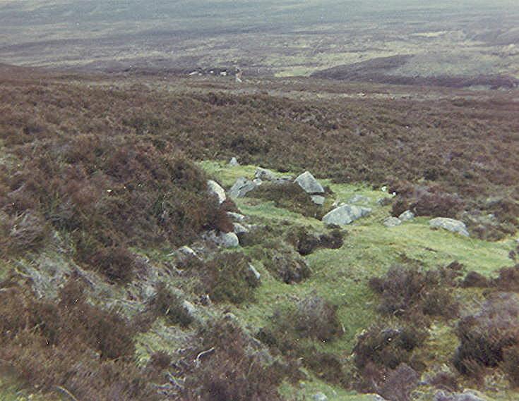 Hut Circle, Fhionn Fhuaraidh