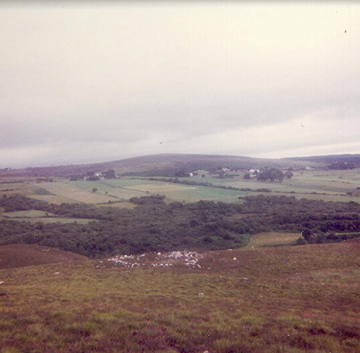 Enclosure ~ North-east Craggan