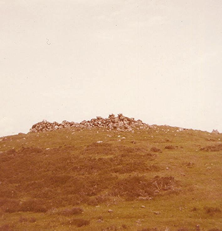 Chambered Cairn at Savalbeg, Lairg
