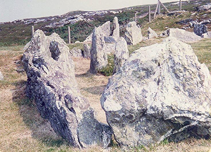 Chambered Tomb ~ Meayll Circle, Rushen, Isle of Man