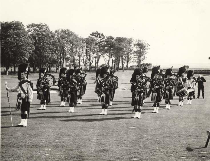 Dornoch Pipe Band