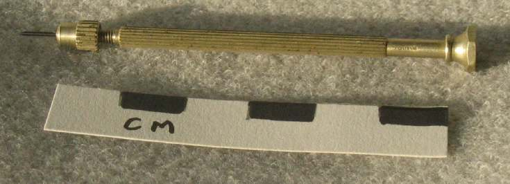 Watchmaker's screwdriver
