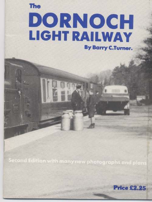 Booklet 'The Dornoch Light Railway' Edition 2