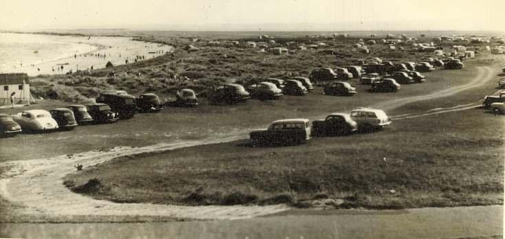 Dornoch Beach 1959