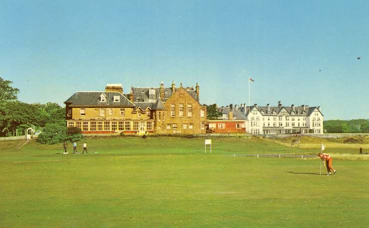 Royal Golf and Dornoch Hotels