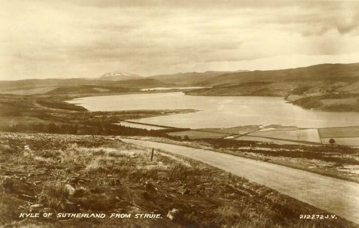 Kyle of Sutherland from Struie