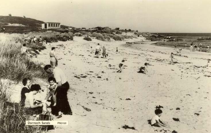 Dornoch Sands