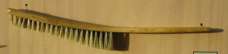 Watchmaker's brush