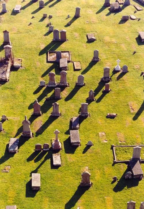 Dornoch Cathedral Graveyard