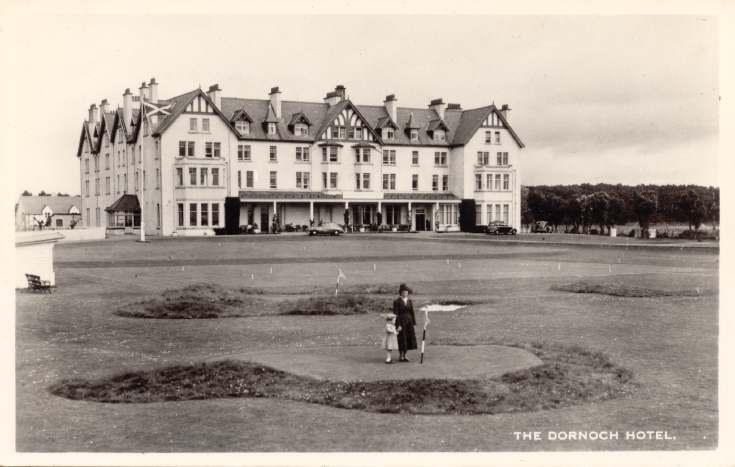 Dornoch Hotel