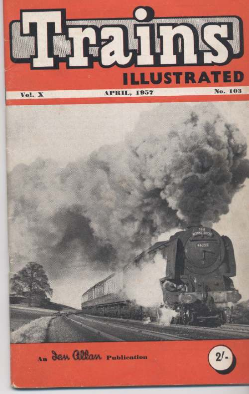 Trains Illustrated No 103 Volume X