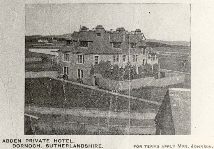 Photograph of Abden Private Hotel