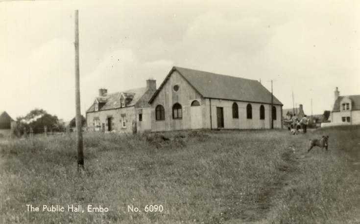 Embo Public Hall