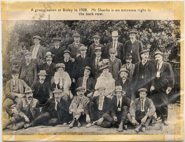 Group at Bisley 1908