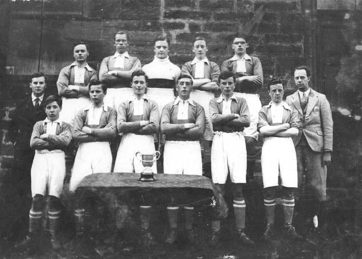 Dornoch Football Team