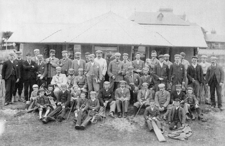 Dornoch Golf Club ~ 1880s