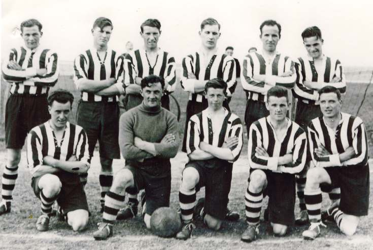 Dornoch Football Club 1937