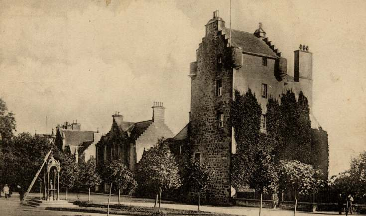 Photographs of Dornoch